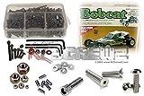 RCScrewZ AYK Bobcat (Vintage Series) Stainless Steel Screw Kit #ayk001