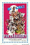 Linda Lovelace for President Movie Poster (27.94 x 43.18 cm)