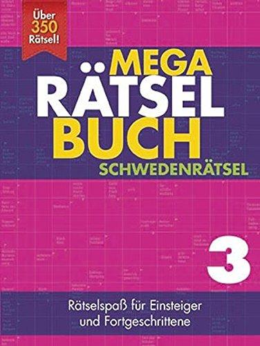 Mega-Rätselbuch 3: Schwedenrätsel