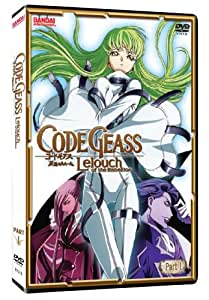 Code Geass: Lelouch of the Rebellion, Part 1