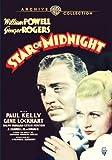 NEW Star Of Midnight (1935) (DVD)