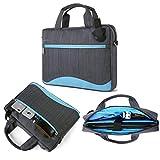 VanGoddy Wave Slim Aqua Anti Theft Messenger Bag