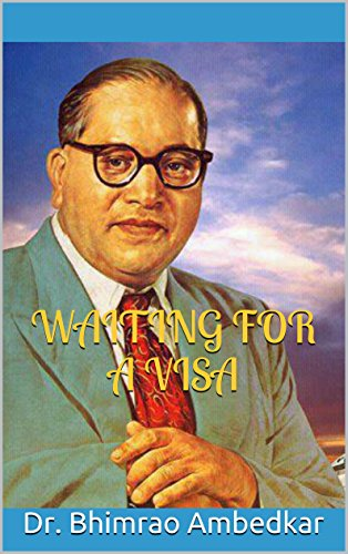 Amazon Com Waiting For A Visa Autobiographical Notes Ebook Dr