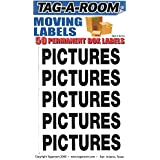 Tag-A-Room Box Content Moving Label (Pictures)