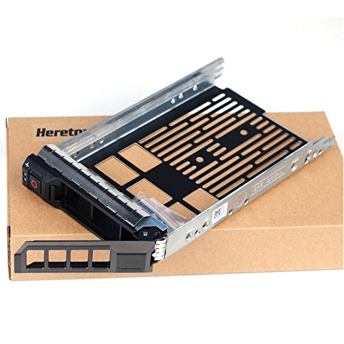 3.5 F238F 0G302D G302D 0F238F 0X968D X968D SAS/SATA Hard Drive Tray Caddy Compatible for DELL PowerEdge R610 R710 T610 T710 R510 R410 T310 T410 R520 R420 R320 R310 R620 R720 R720XD T420 T620