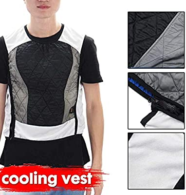 Water-Cooled Vest, Motorcycle Riding Vest, Cooling Suit