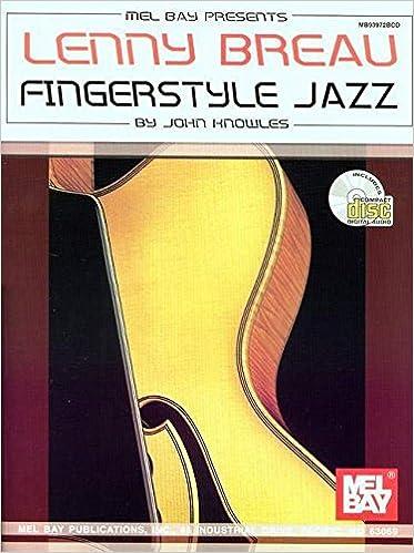 mel bay lenny breau fingerstyle jazz