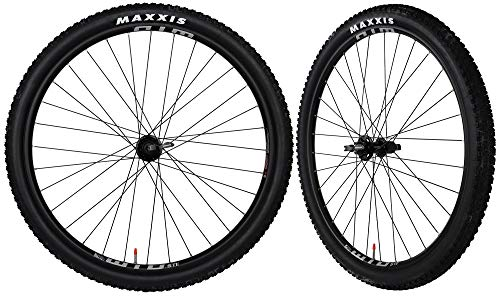 """CyclingDeal WTB Frequency Team i23 MTB Tubeless Ready Wheelset 29"""" Maxxis Tires Sram Hubs Front & Rear QR 11 Speed"""