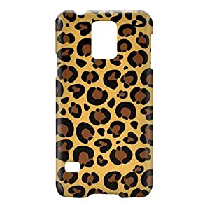 Loud Universe Samsung Galaxy S5 Jaguar Print 3D Wrap Around Case - Multi Color