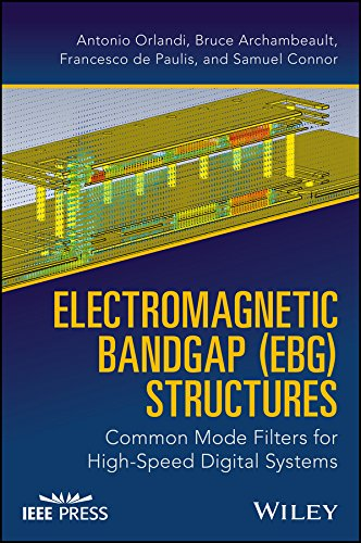 Digital System High Speed - Electromagnetic Bandgap (EBG) Structures: Common Mode Filters for High Speed Digital Systems