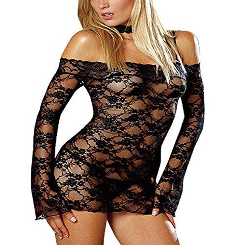 mesh baby doll dress - 9