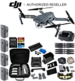 DJI Mavic Pro Collapsible Quadcopter 4-Battery Ultimate Bundle