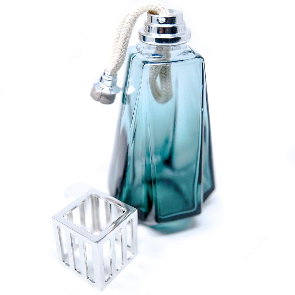 Lampe Berger Model Urban | Green | Home Fragrance Diffuser | Purifying and Perfuming | 8.7 x 6.5 x 5.2 inches | Made in France by MAISON BERGER (Image #10)
