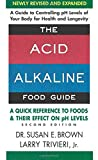 The Acid-Alkaline Food Guide - Second Edition, Susan E. Brown and Larry Jr. Trivieri, 0757003931