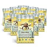 Natural Essentials Noz-eez, Moisturizing Nose Wipes w/Echinacea, Eldeberry & Aloe Vera, Silly Banana Fragrance, 32-Count (12 Packs, 384 Wipes)