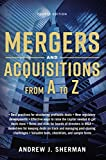 img - for Mergers and Acquisitions from A to Z book / textbook / text book