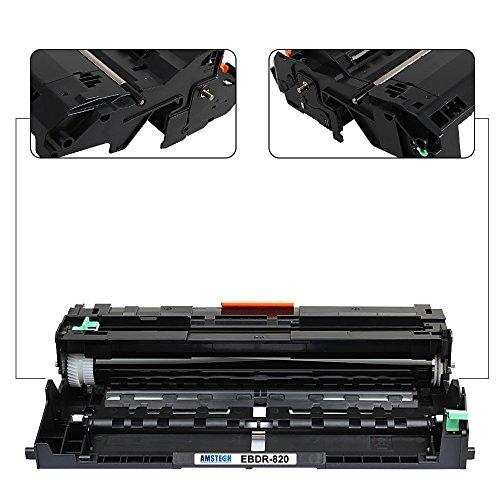 Amstech 1-Black Compatible Drum Unit Replacement for Brother HL-L5200DW MFC-L5850DW MFCL5800DW DCP-L5650DN MFC-L5900DW Printer Drum Unit Photo #2