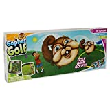 Kids 11-Piece Gopher Outdoor Golf Game for 1-2 Players