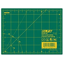 Olfa 9952 RM-6x8 6-Inch by 8-Inch Self-Healing Rotary Mat