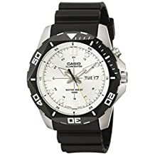 Casio Men's Classic Analog White Watch