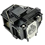 For ELPLP67 Replacement Projector Lamp for EPSON EX3210/EX3212/EX5210/EX6210/EX7210/MG-50/MG-850HD;EPSON PowerLite 1221/1261W/S11/W16/W16SK/X12/X15/VS210/VS310/VS315W/VS320;EP by Mogobe