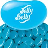 FirstChoiceCandy Jelly Belly Berry Blue Jelly Beans 1 Pound Resealable Bag