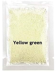 liliro seuk Gravel puede producir un largo andauerndes Wishing Star Botella Großhandel vivos fluorescentes partículas Olivine
