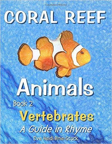 Libro Epub Gratis Coral Reef Animals Book 2: Vertebrates