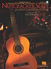 Nutcracker suite for solo classical guitar
