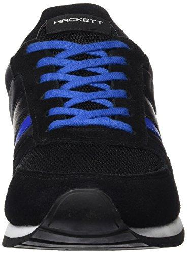 HACKETT Winfield, Zapatos para Hombre BLK/CBALT