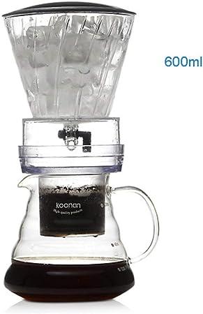 COKFEB Filtro de café 600 ml 800 ml Herramientas de Filtro de café ...