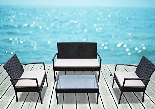 radeway-patio-rattan-furniture-sets-beige-cushioned-seat-black-wicker-4-pieces