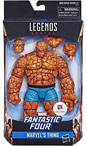 Marvel Legends Series The Thing 6 inch -