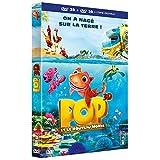 Pop et le nouveau monde 3D - DVD 3D (Anaglyphe+2 paires de lunettes) + DVD + Copie Digitale