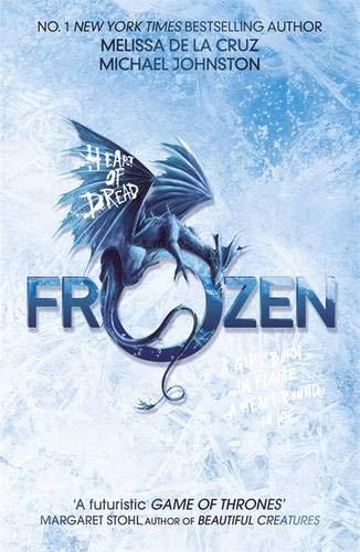 Frozen: Book 1 (Heart of Dread)
