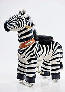 Inline Animals - Zebra (Größe: small): Das revolutionäre Kinderfahrzeug auf...