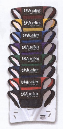 Mueller Collar, The Cool One Bolts to shoulder pad, closer t