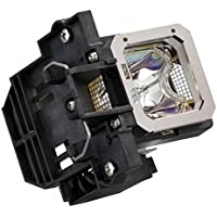 JVC PK-L2312UP Projector Housing w/ High Quality Genuine Original Ushio Bulb