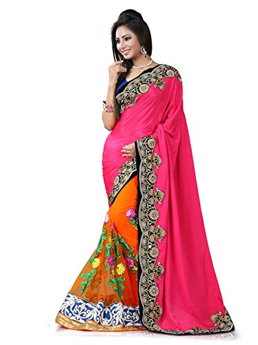 Stylo Sarees Women's Fancy Indian Ethnic Party Wear Desig...