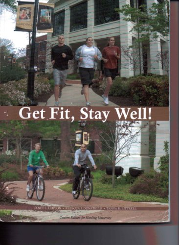 Get Fit, Stay Well! Custom Edition for Harding University