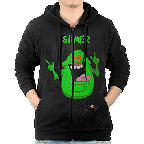 [Mad Engine, Ghostbusters Men's Logo To Go T-Shirt] (Cute Slimer Costumes)