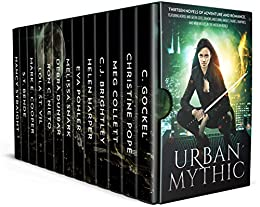 #freebooks – Urban Mythic: Thirteen Novels of Adventure and Romance, featuring Norse and Greek Gods, Demons and Djinn, Angels, Fairies, Vampires, and Werewolves in the Modern World