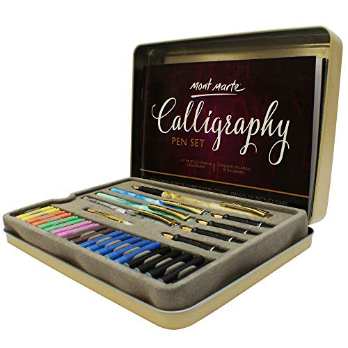 Calligraphy Pens Set by Mont Marte, Best Calligraphy