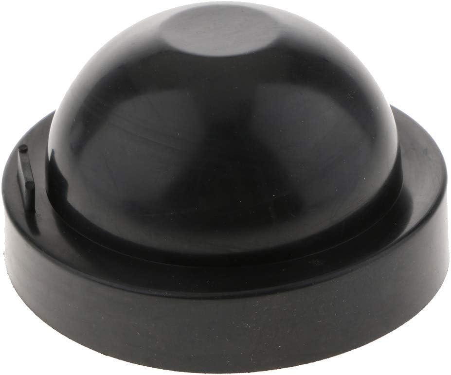 Almencla 105X60mm Scheinwerfer Staubkappe F/ür F/ür LED HID Scheinwerfer Lampen Lampe Licht