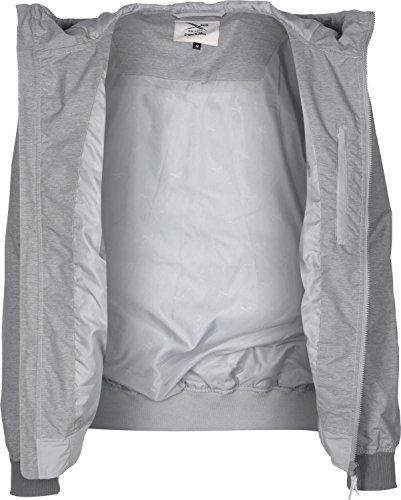 Iriedaily Auf Flag Mel veste XL grey melange