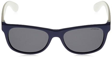 Polaroid P0300 Y2 T6D, Gafas de Sol Unisex Niños, Azul (Bluette Camouflage Blue/Grey Polarized), 43: Polaroid: Amazon.es: Ropa y accesorios