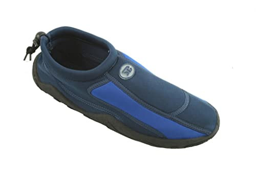 cbe30525f14b Starbay New Men s Navy   Blue Athletic Aqua Socks Water Shoes Size 7