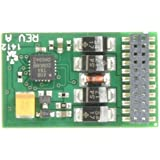 E-Z Command 1 Amp 4 Function 21 Pin DCC Decoder 36-557