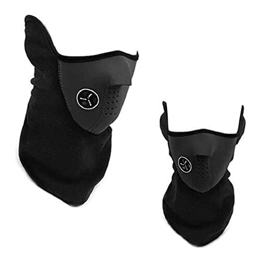 SISIMOM Windproof Face Mask Cold Weather Winter Hats Motorcycle Neck Warmer  Tactical Balaclava Fleece Hood for 545c7dc0d5b5