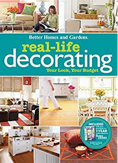 real life decorating better homes and gardens home - Better Home And Garden